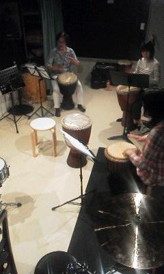 小平市 打楽器 教室
