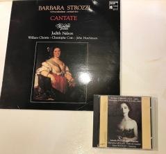 17世紀の作曲家・B.ストロッツィ