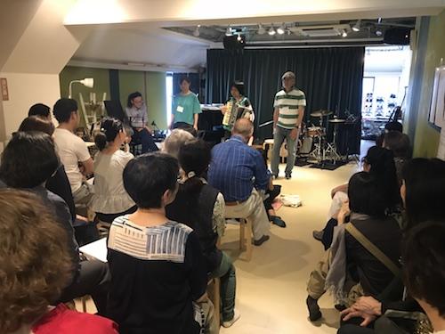 アイリッシュダンス教室 東京
