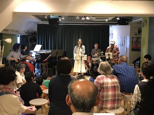 小平 国分寺 国立 ジャズ教室