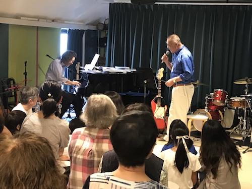国分寺駅からすぐの音楽教室