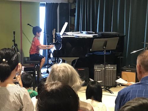 一橋学園 ピアノ教室 音大受験